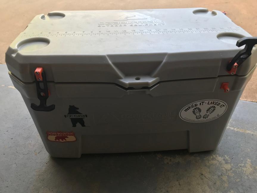 Field Test- Ozark Trail 52 Quart High-Performance Cooler